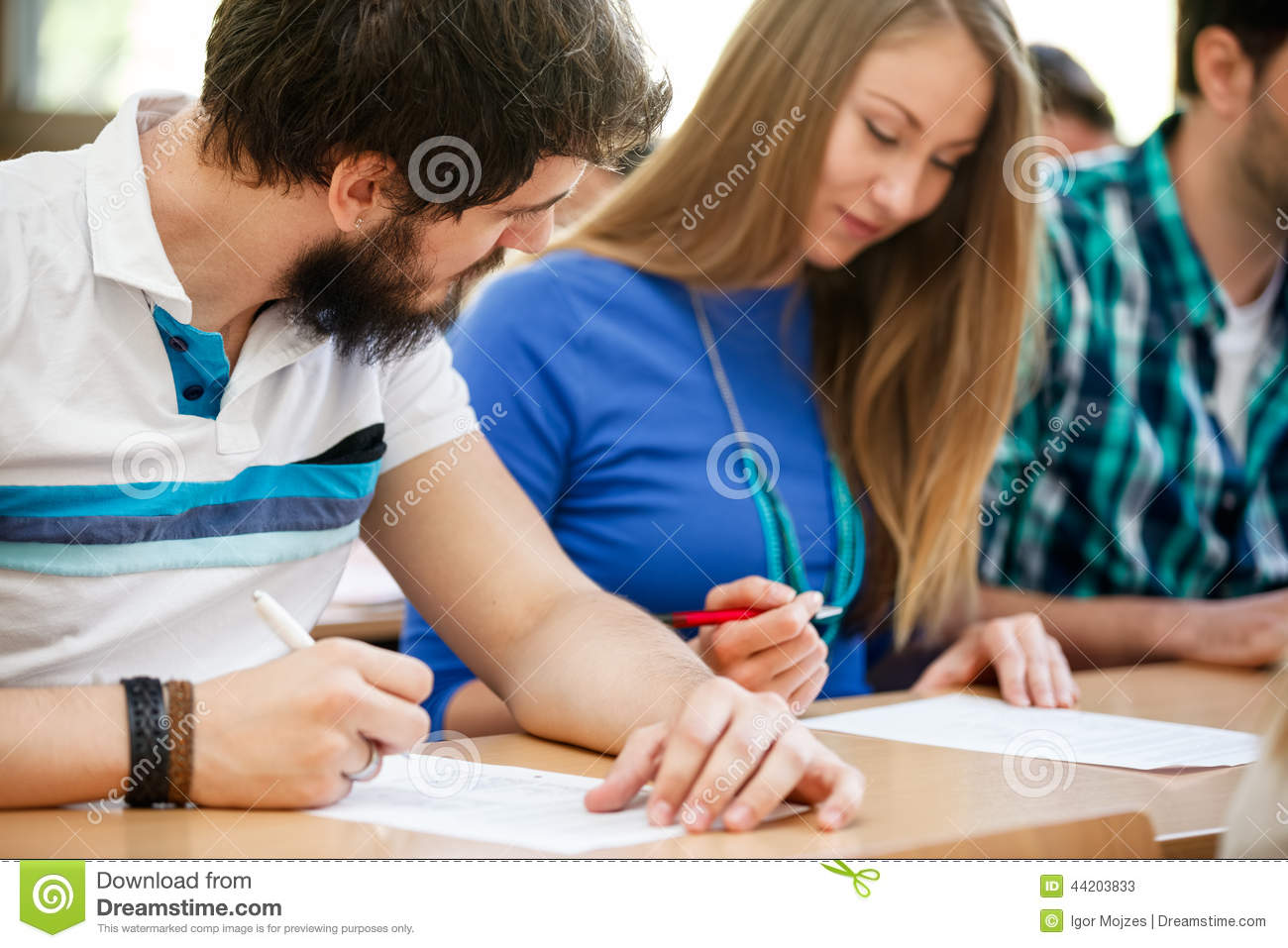 """students who cheat on examinations shou In a survey of 24,000 students at 70 high schools, mccabe found """"64% of students admitted to cheating on a test, 58% admitted to plagiarism and 95% said they participated in some form of."""