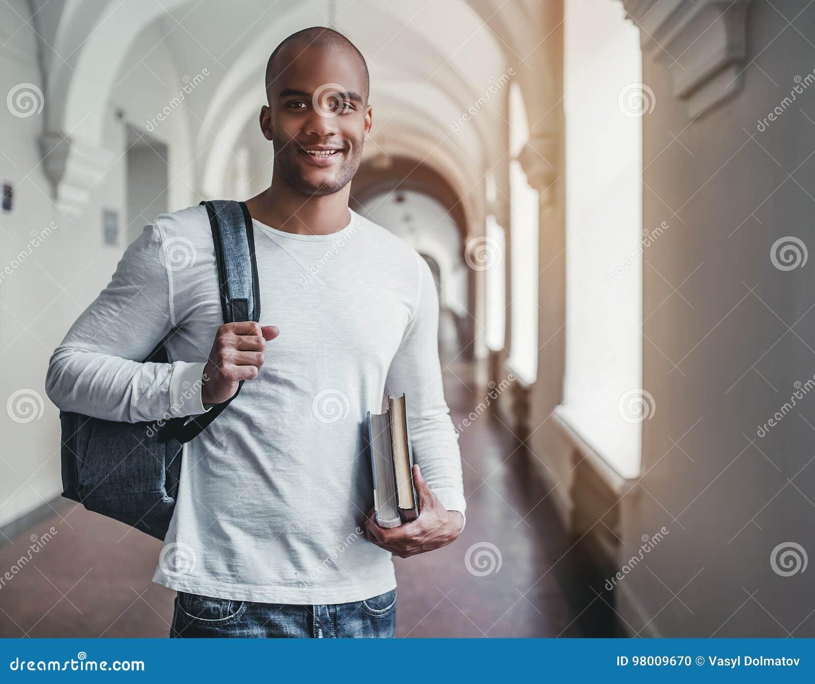 Student i universitet