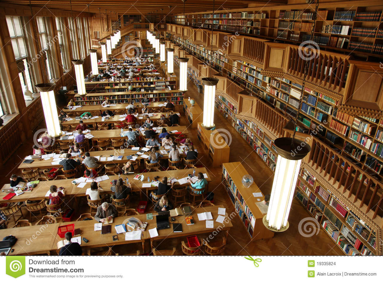 Download Student library editorial stock image. Image of courses - 19335824