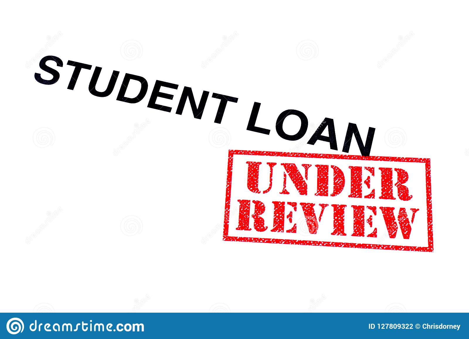 Student Loan Under Review