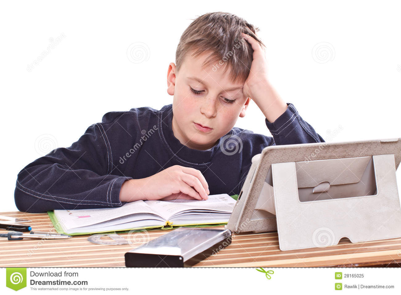 Homework and the asd student