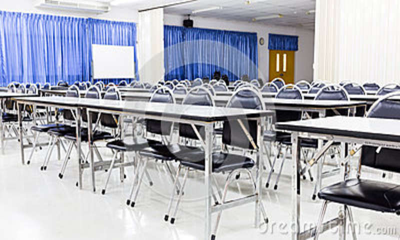 Studente Empty Lecture Hall
