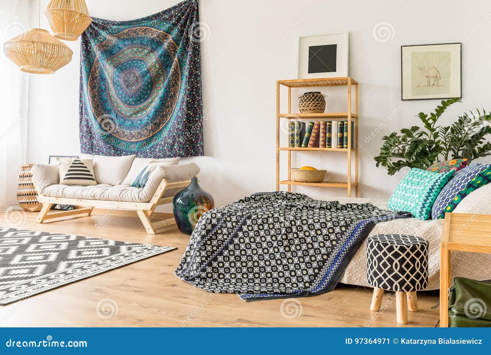 Studio in Arabische stijl