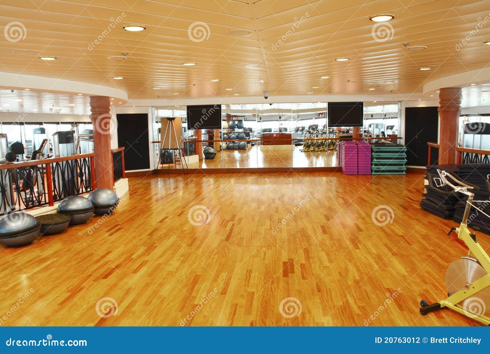 Studio di ballo di ginnastica