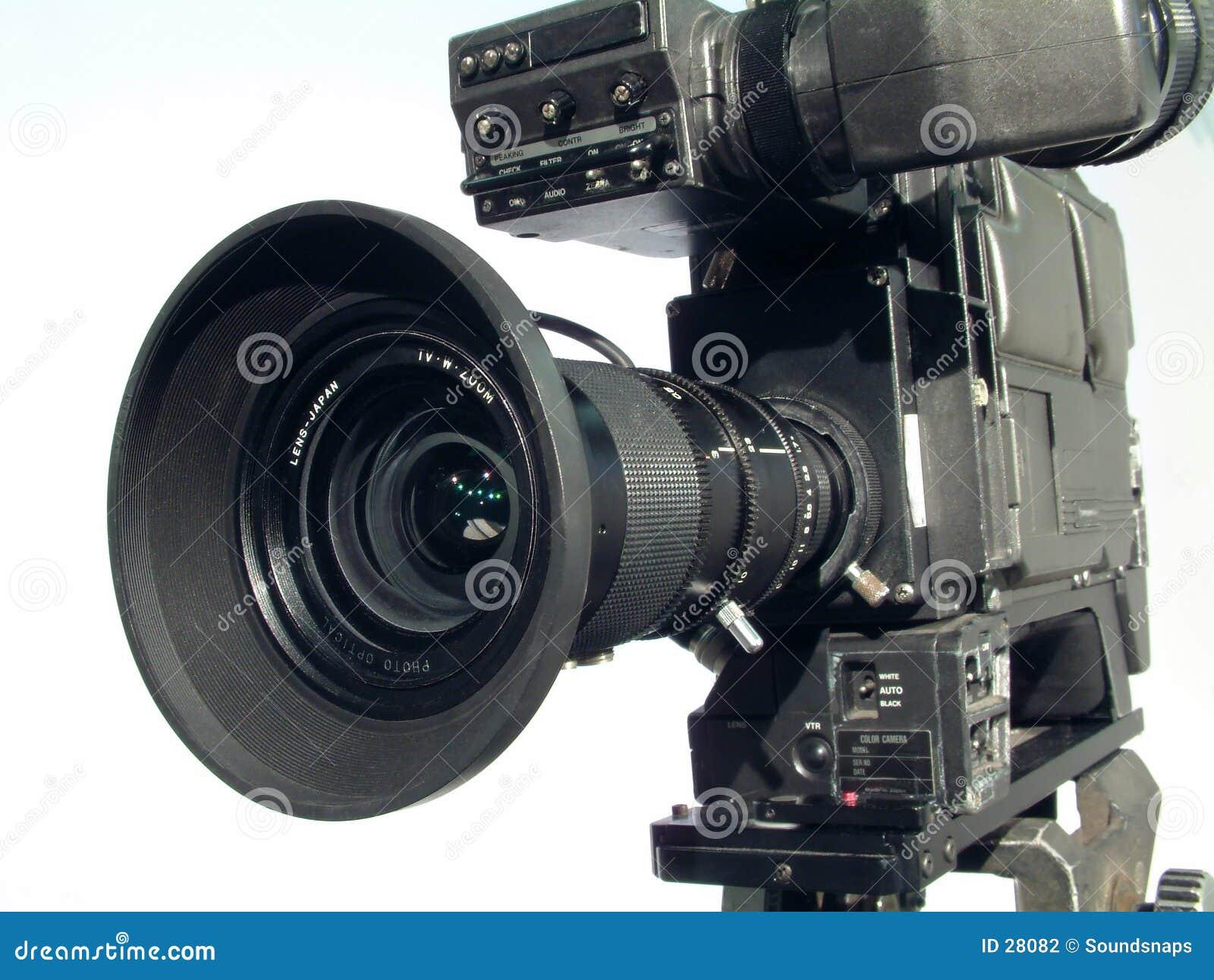 Download Studio kamery tv zdjęcie stock. Obraz złożonej z środki - 28082