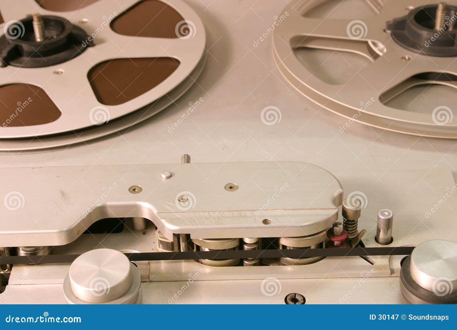 Studio Open Reel Tape Deck