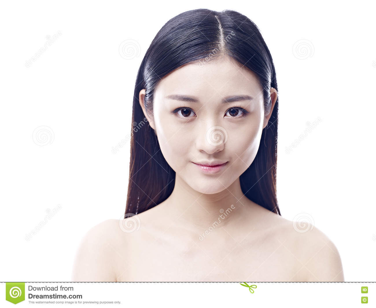 asian woman Young