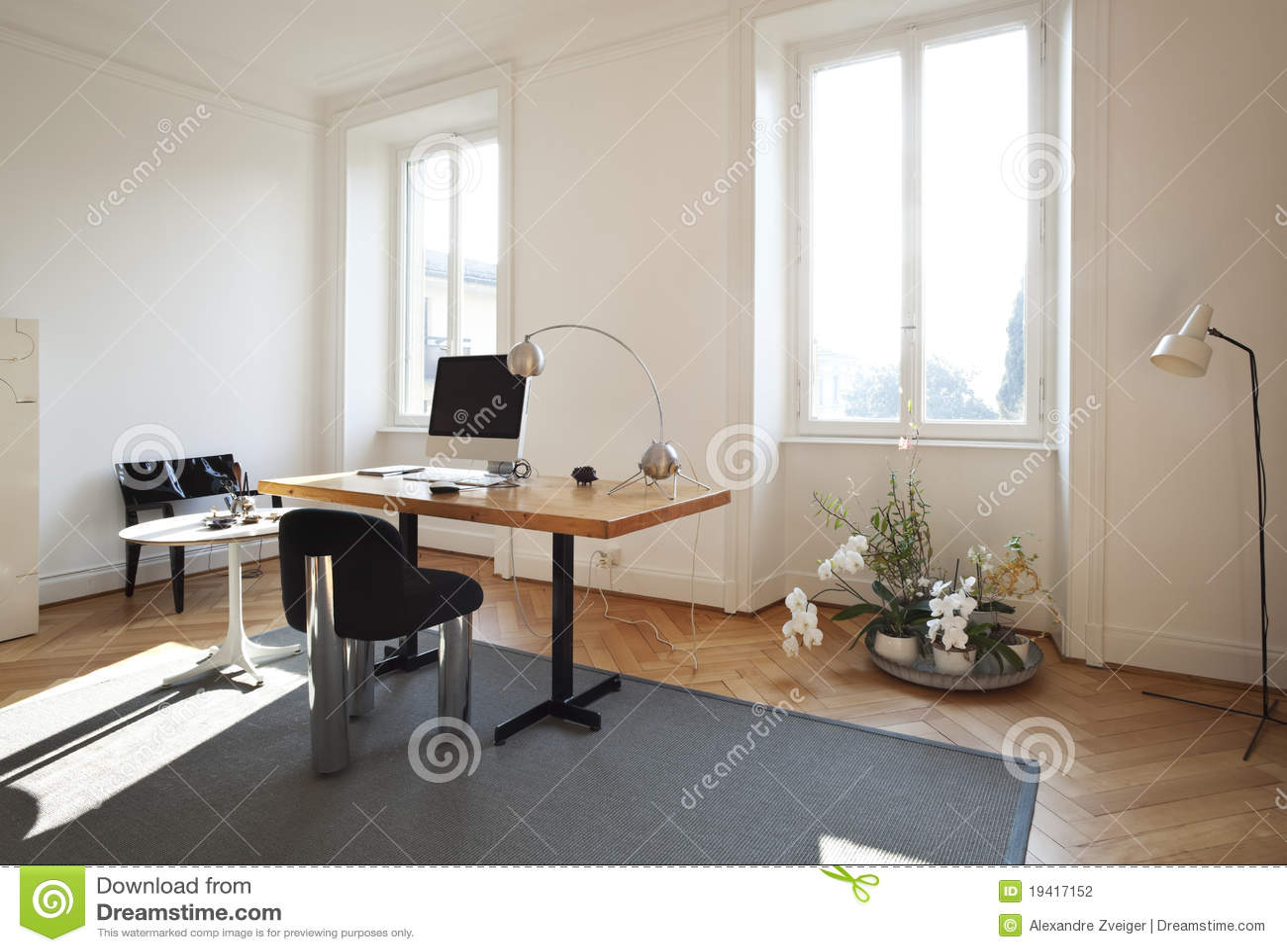 Furniture Retro Attractive Home Design