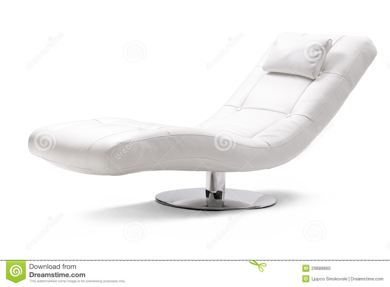 studio shot of a comfortable white armchair in leather stock photo image of shot home 29888860