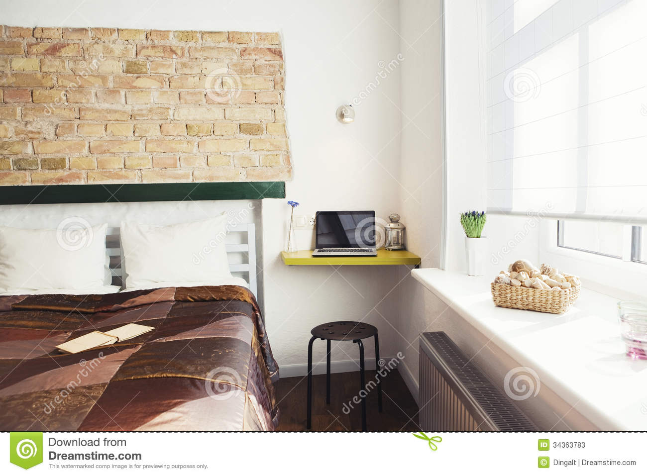 Studio Type Guest House Stock Photos Image 34363783
