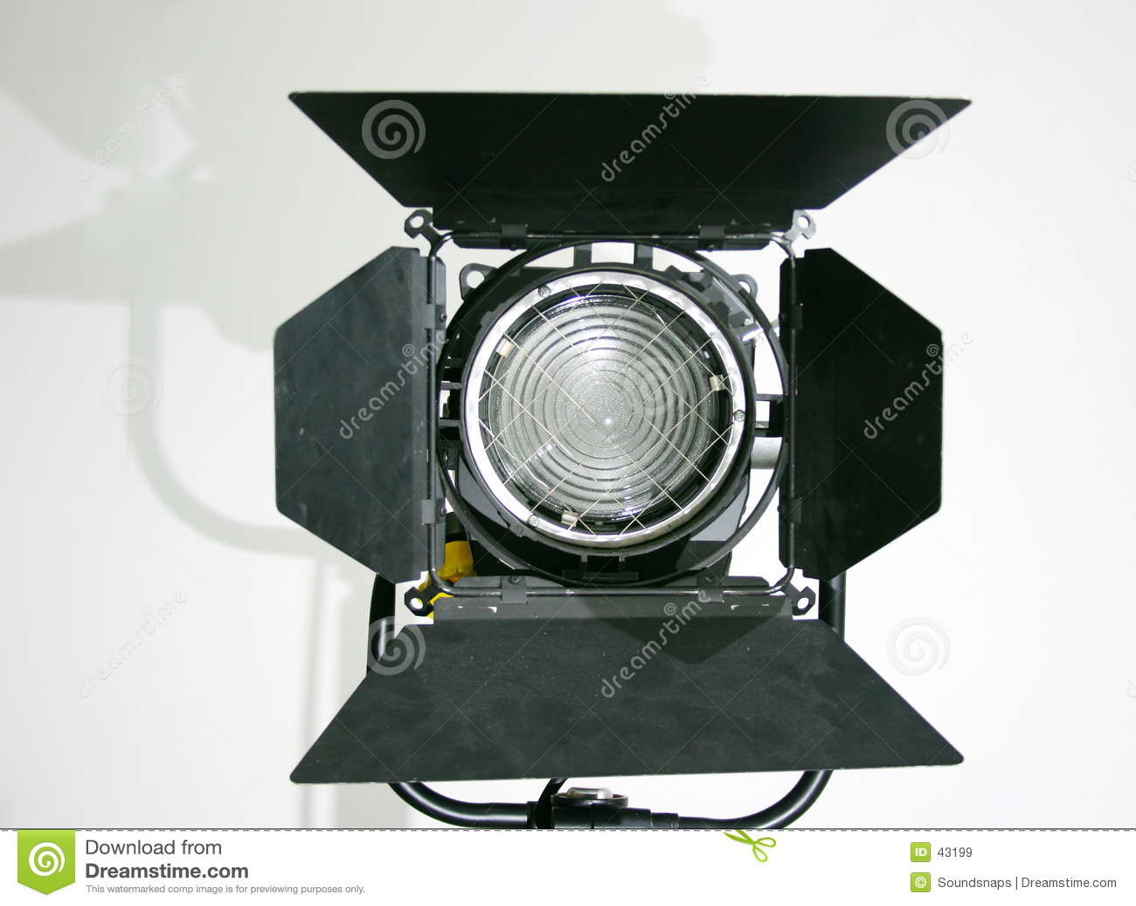Studiofresnel-Lampe