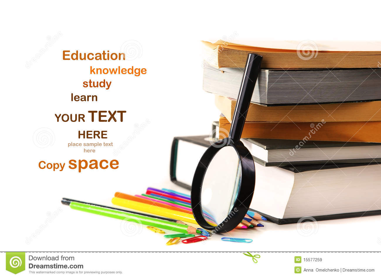 Study Time Royalty Free Stock Images - Image: 15577259