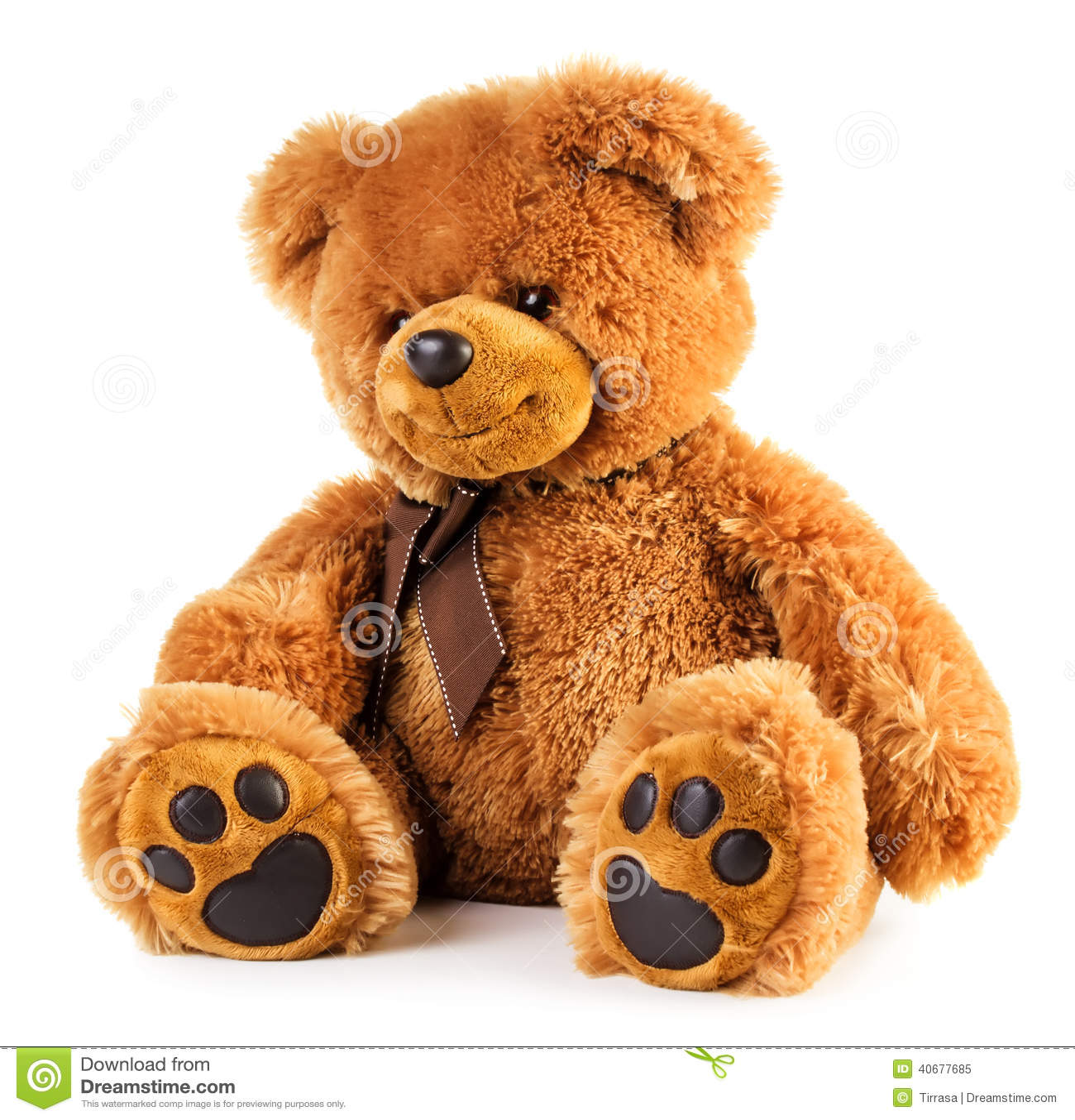 Stuk speelgoed teddybeer