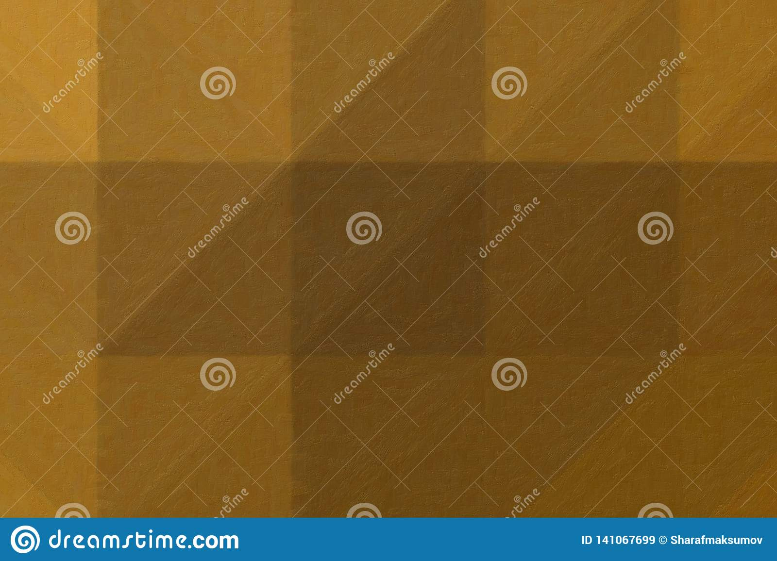 Stunning abstract illustration of brown and red Impasto with soft brush paint. Good background for your work