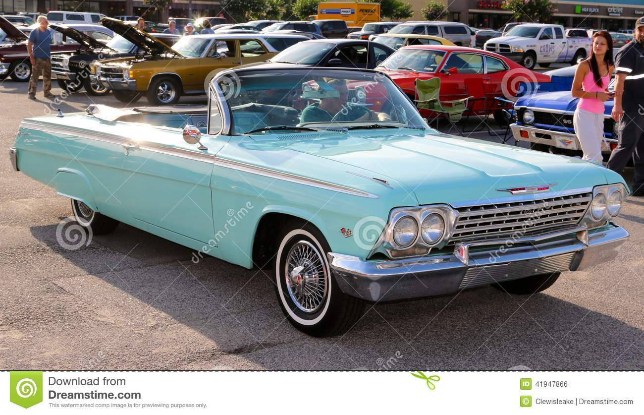 stunningly beautiful 1964 chevrolet impala convertible