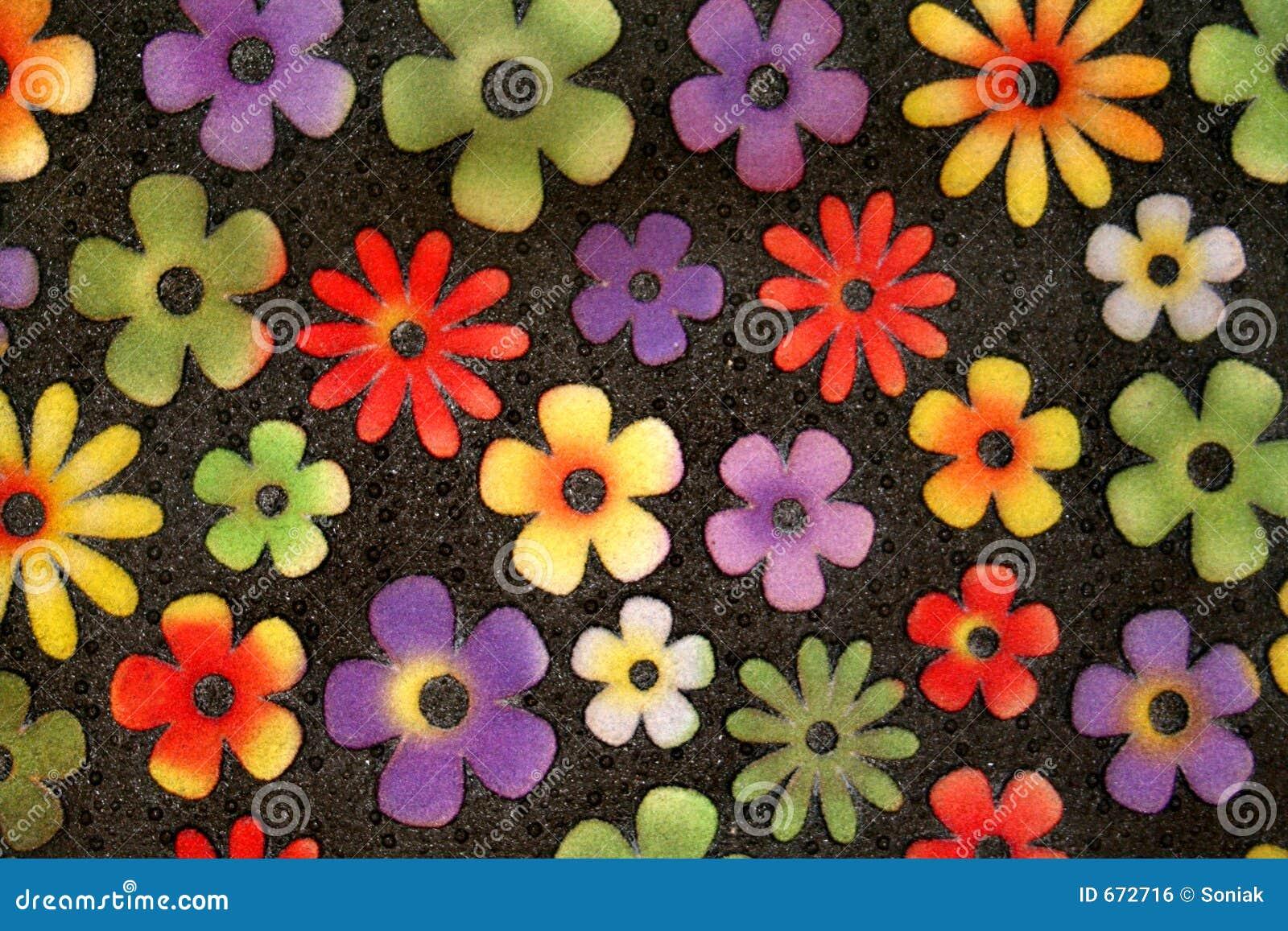 Stuoia di portello del fiore