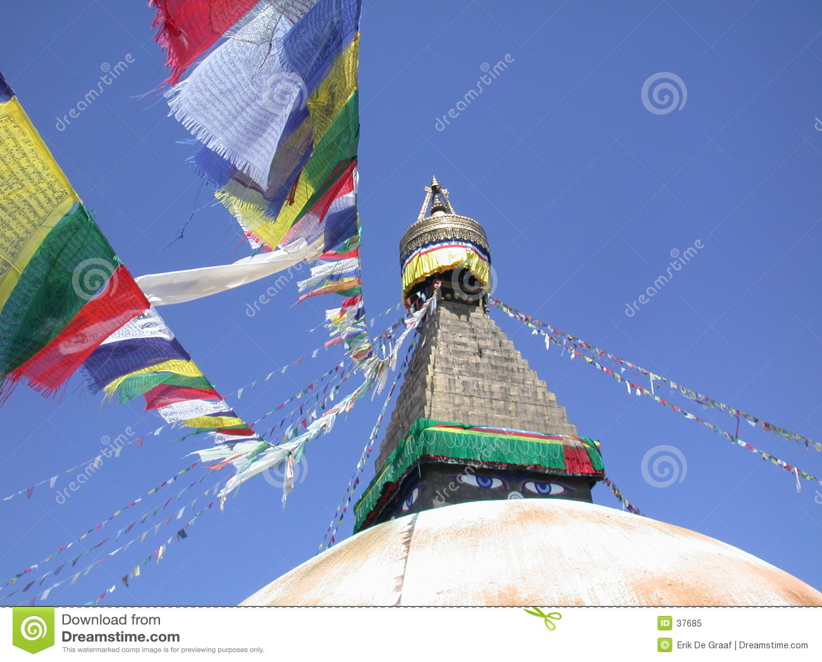 Stupa di Bodnath