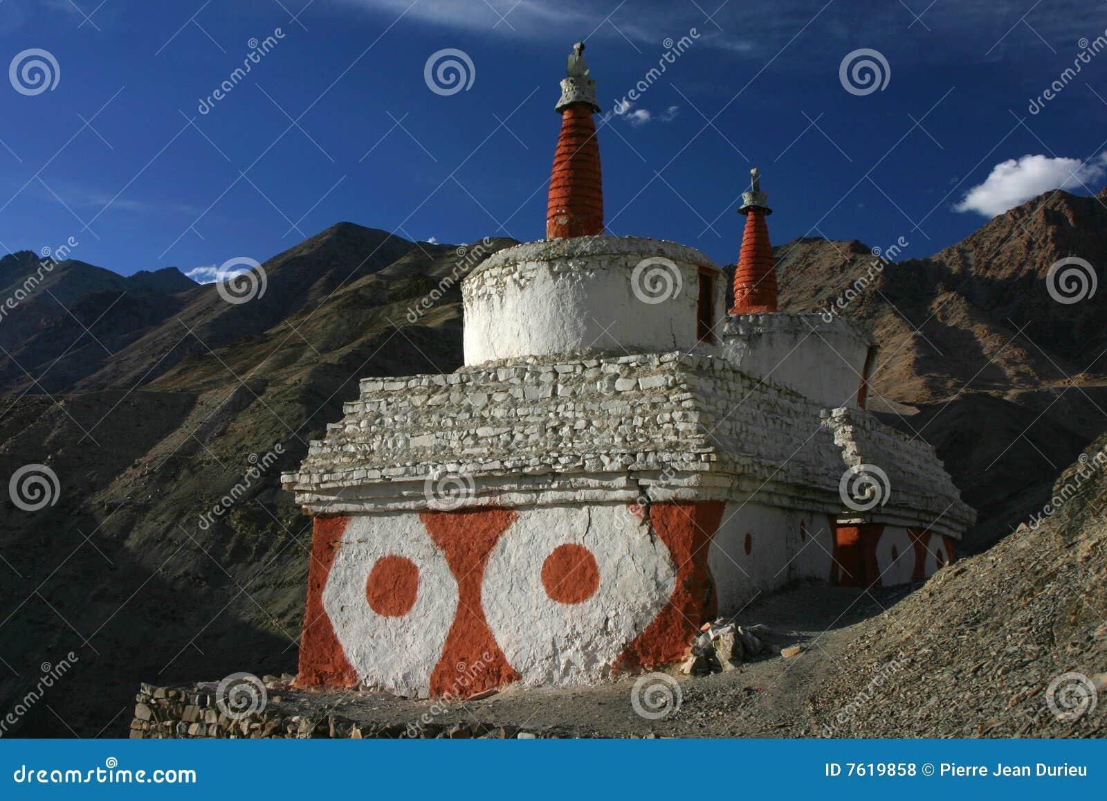 Stupas temisgam