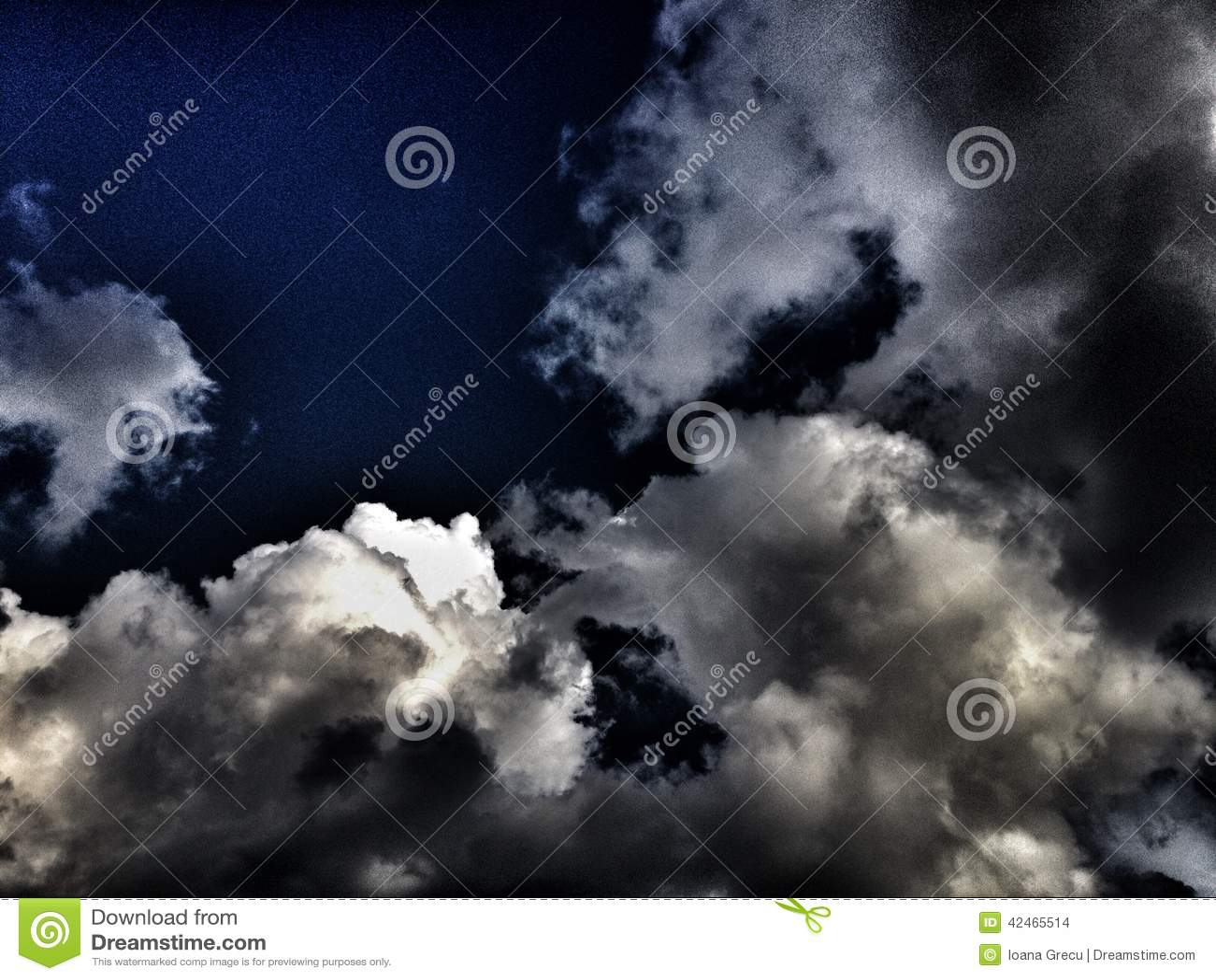 Sturmwolkenerfassung