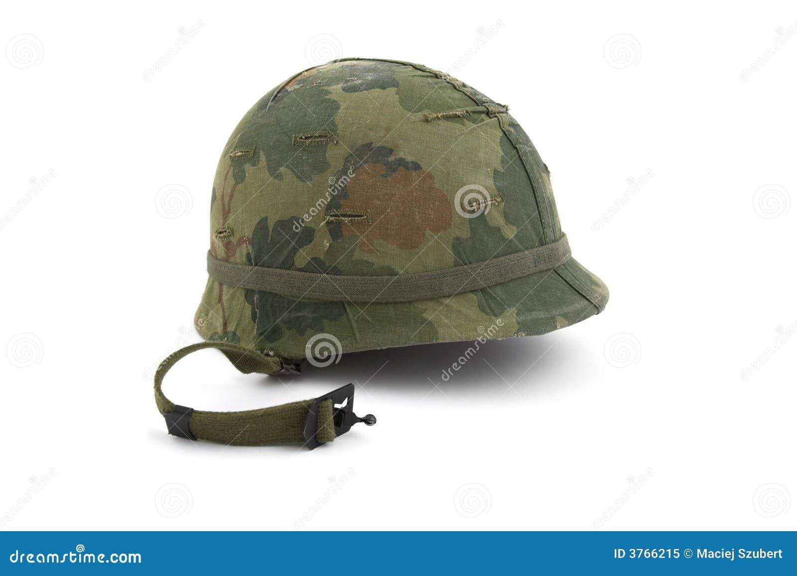 Sturzhelm der AMERIKANISCHEN Armee - Vietnam-Ära
