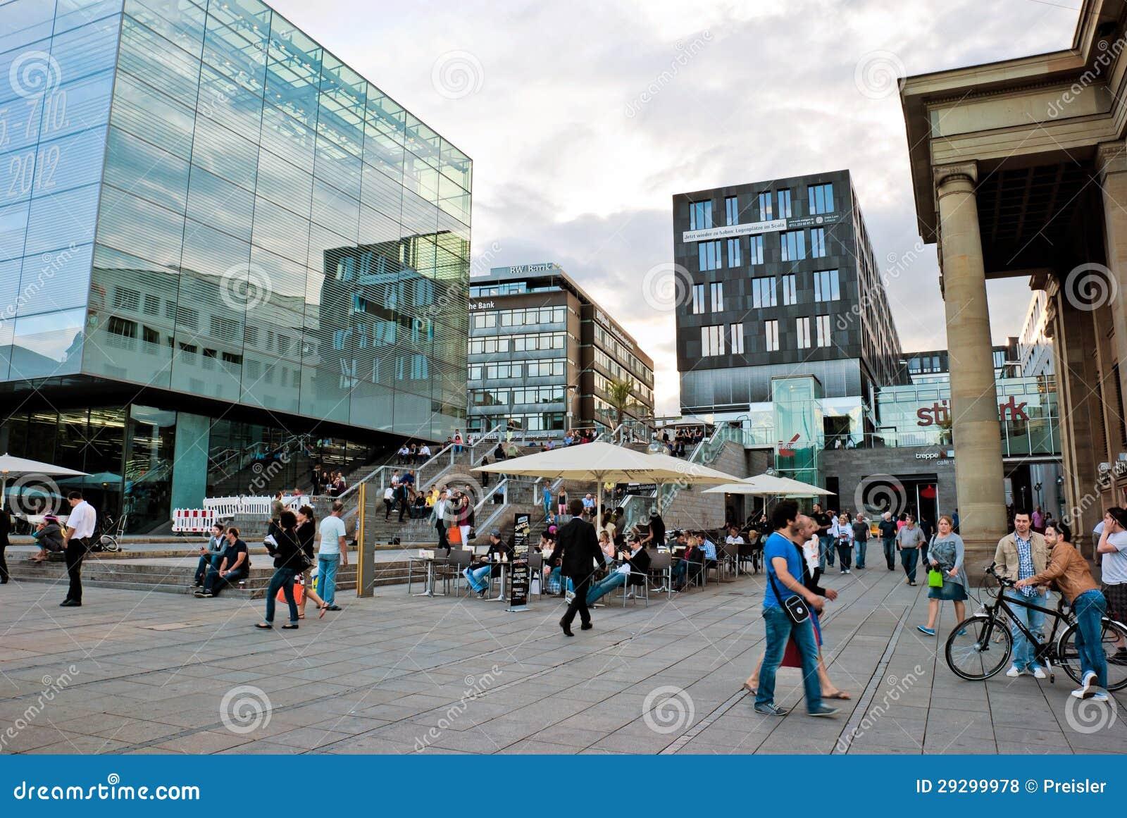 Centre Ville Stuttgart