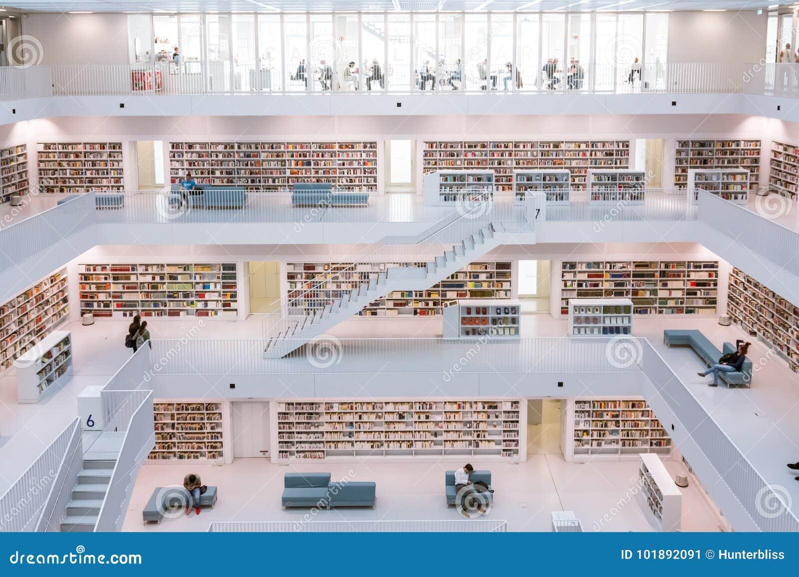 Entzückend Innenarchitektur Stuttgart Sammlung Von Stuttgart-stadt-bibliotheks-moderne Europäische Fam