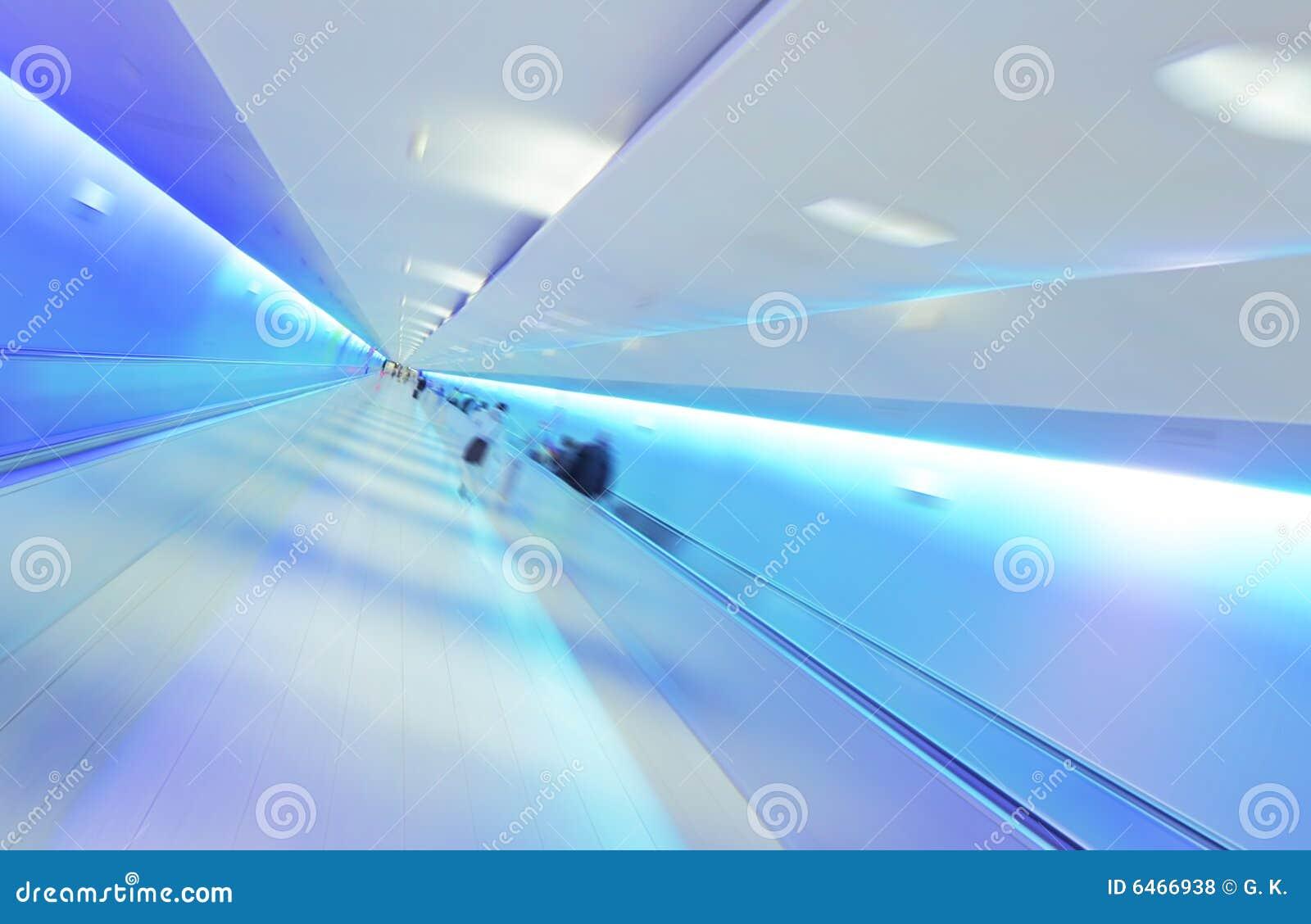 Styl życia nowoczesnego tunelu