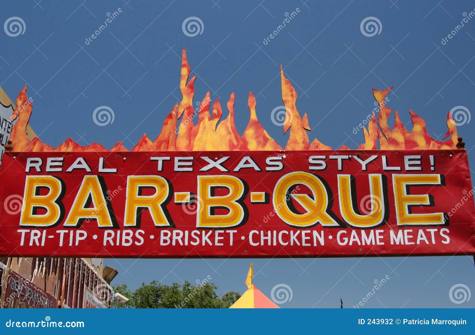 Styl Texasu grill