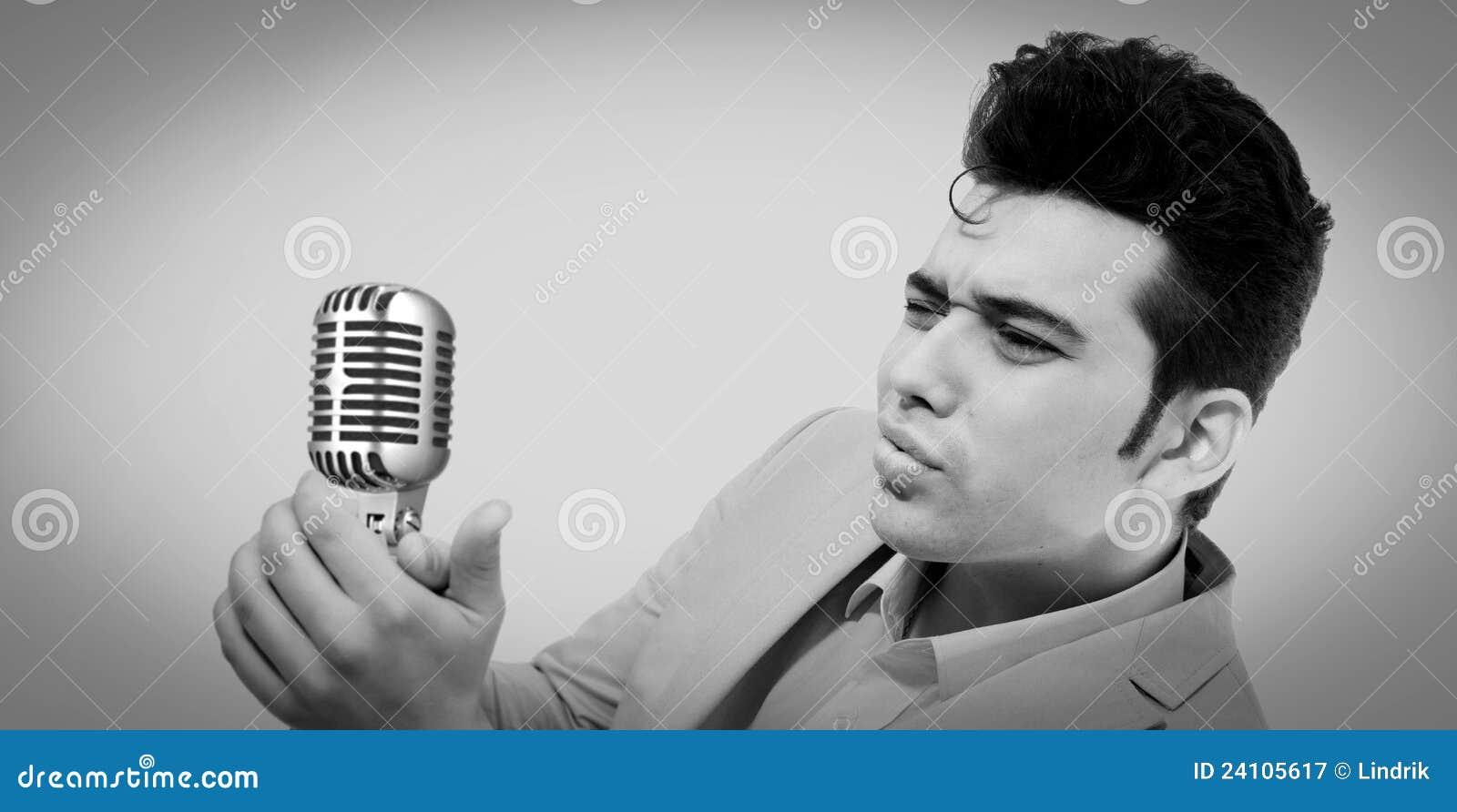 Style of Elvis Presley