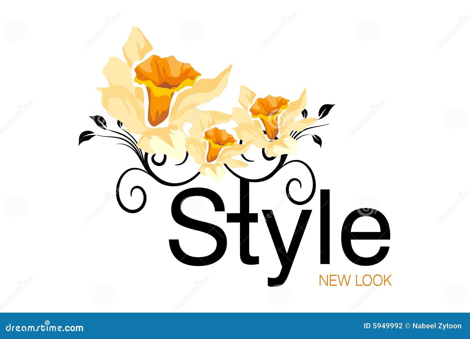 Style Logo Stock Photography Image 5949992