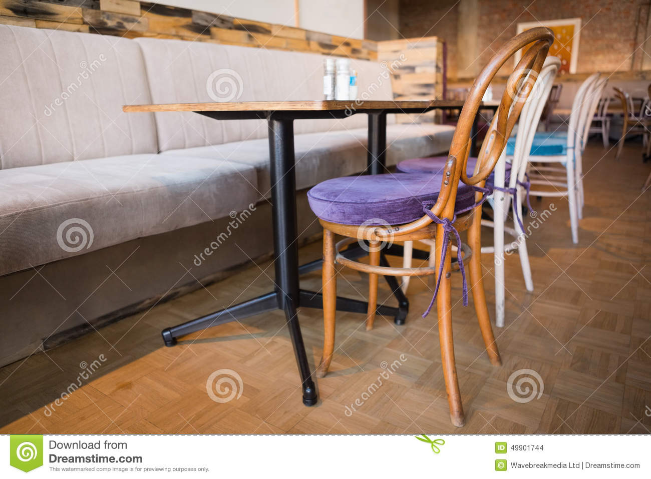 Stylish coffee shop with tables and chairs stock photo image royalty free stock photo download stylish coffee shop with tables and chairs geotapseo Gallery