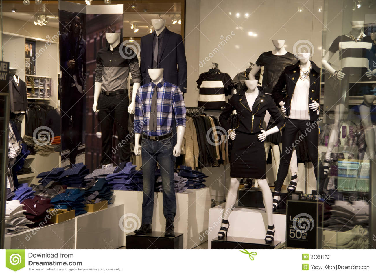 Seattle clothing stores