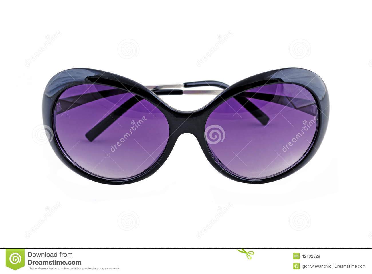 8b79068f6 Stylish female sunglasses on white background. Cool shades for women.