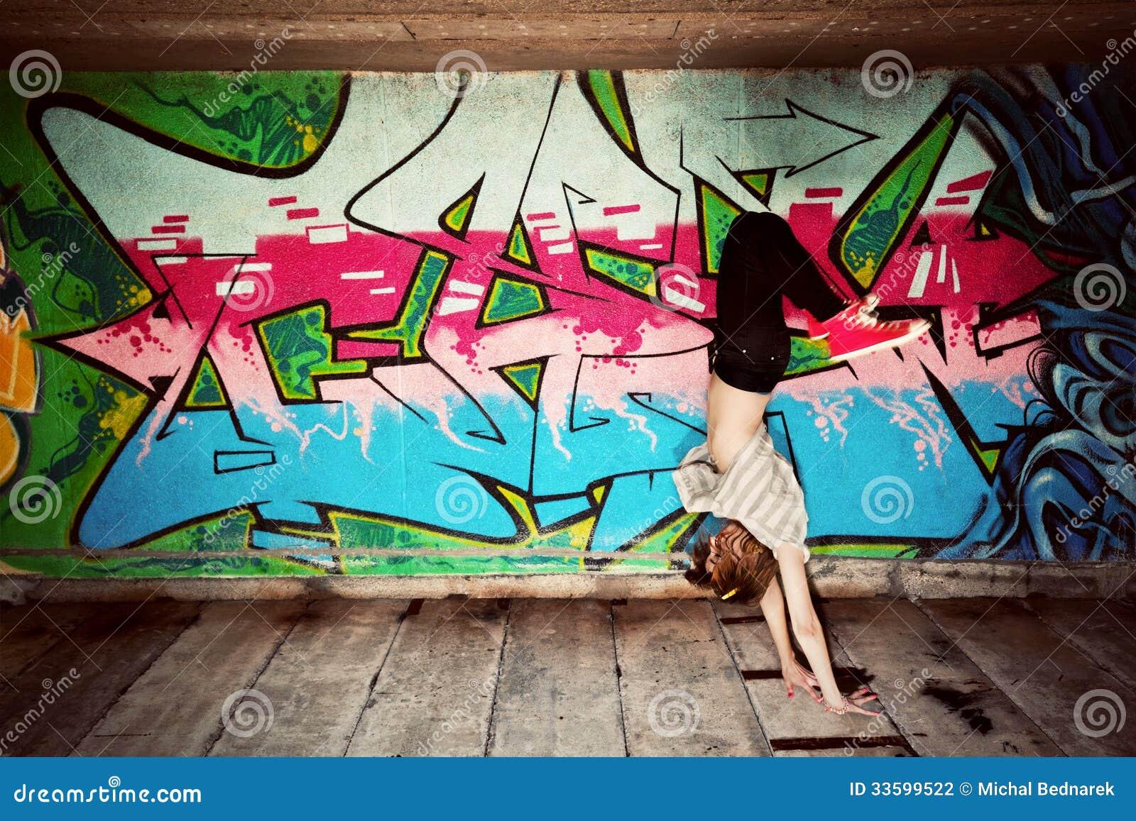 the trend of graffiti - photo #16