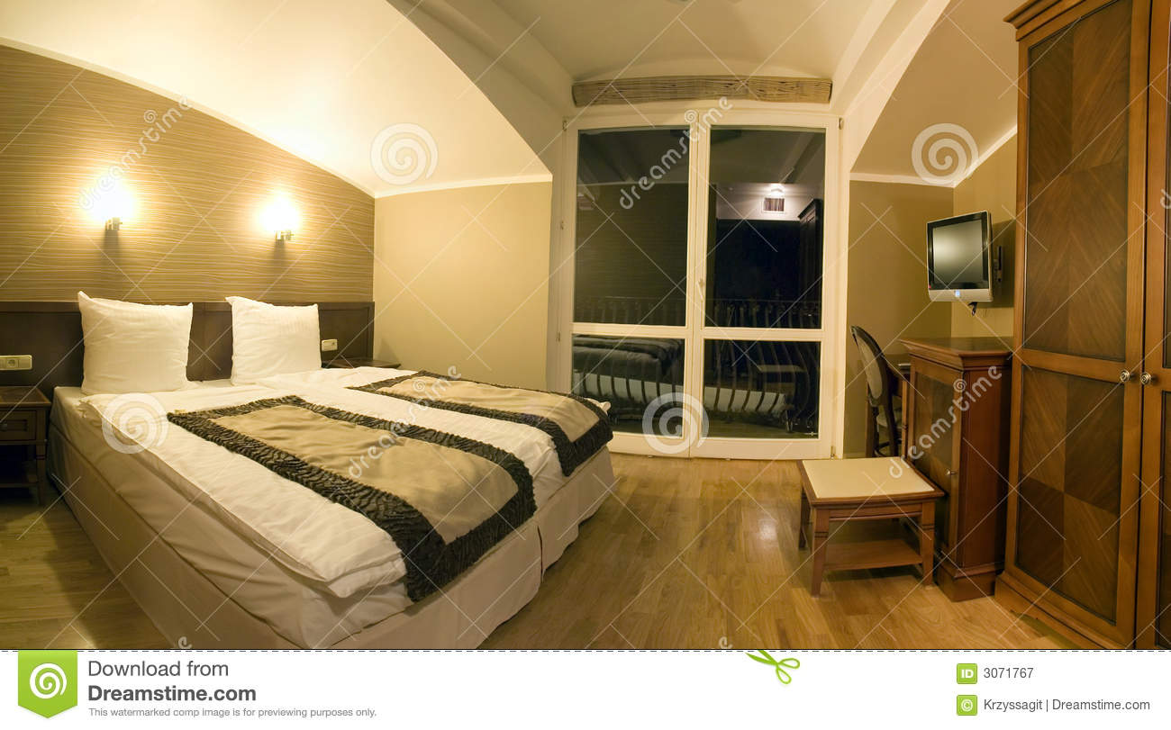 Stylish hotel room royalty free stock photography image for Stylish hotel rooms