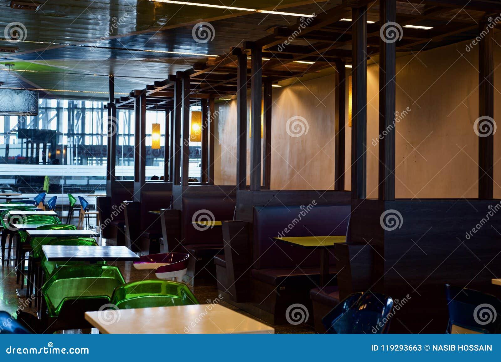 Download Beautiful Sitting Arrangements Of A Restaurant  Unique Photo Stock Image - Image of beautiful, restaurant: 119293663