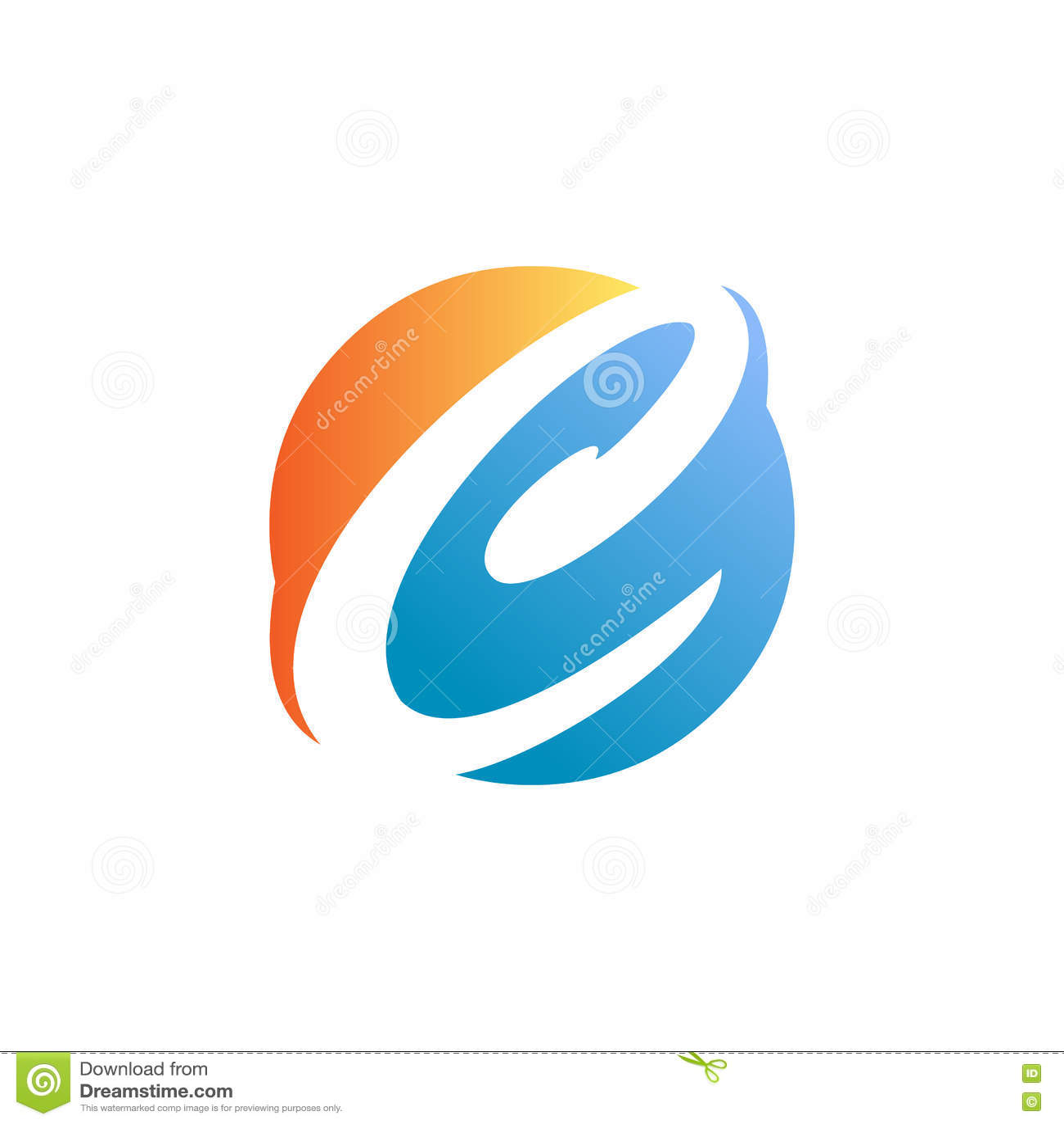 Stylish letter c symbol creative design stock vector illustration stylish letter c symbol creative design biocorpaavc Images