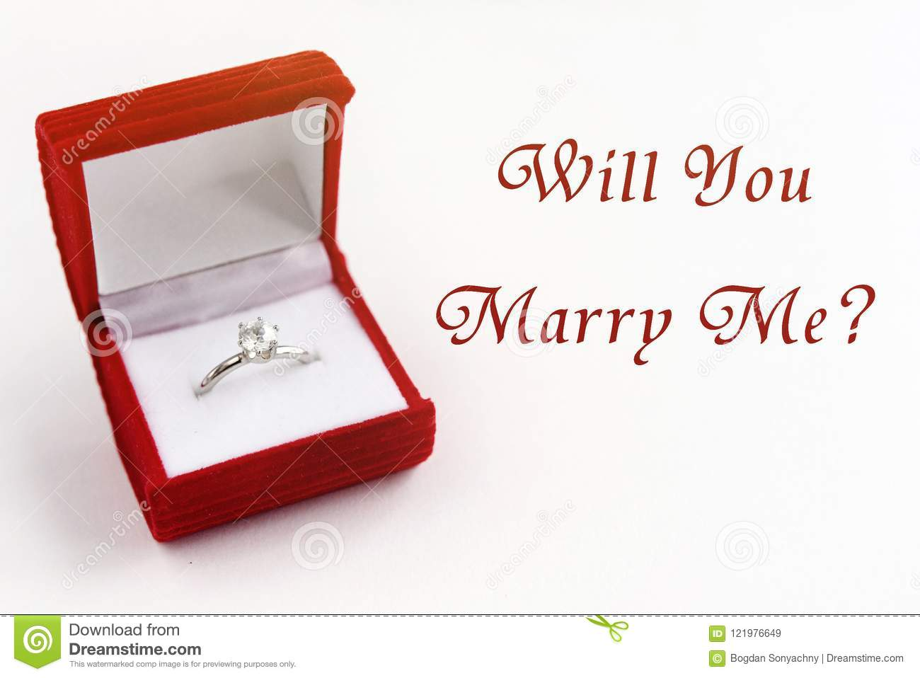 U marry sms will me Get someone
