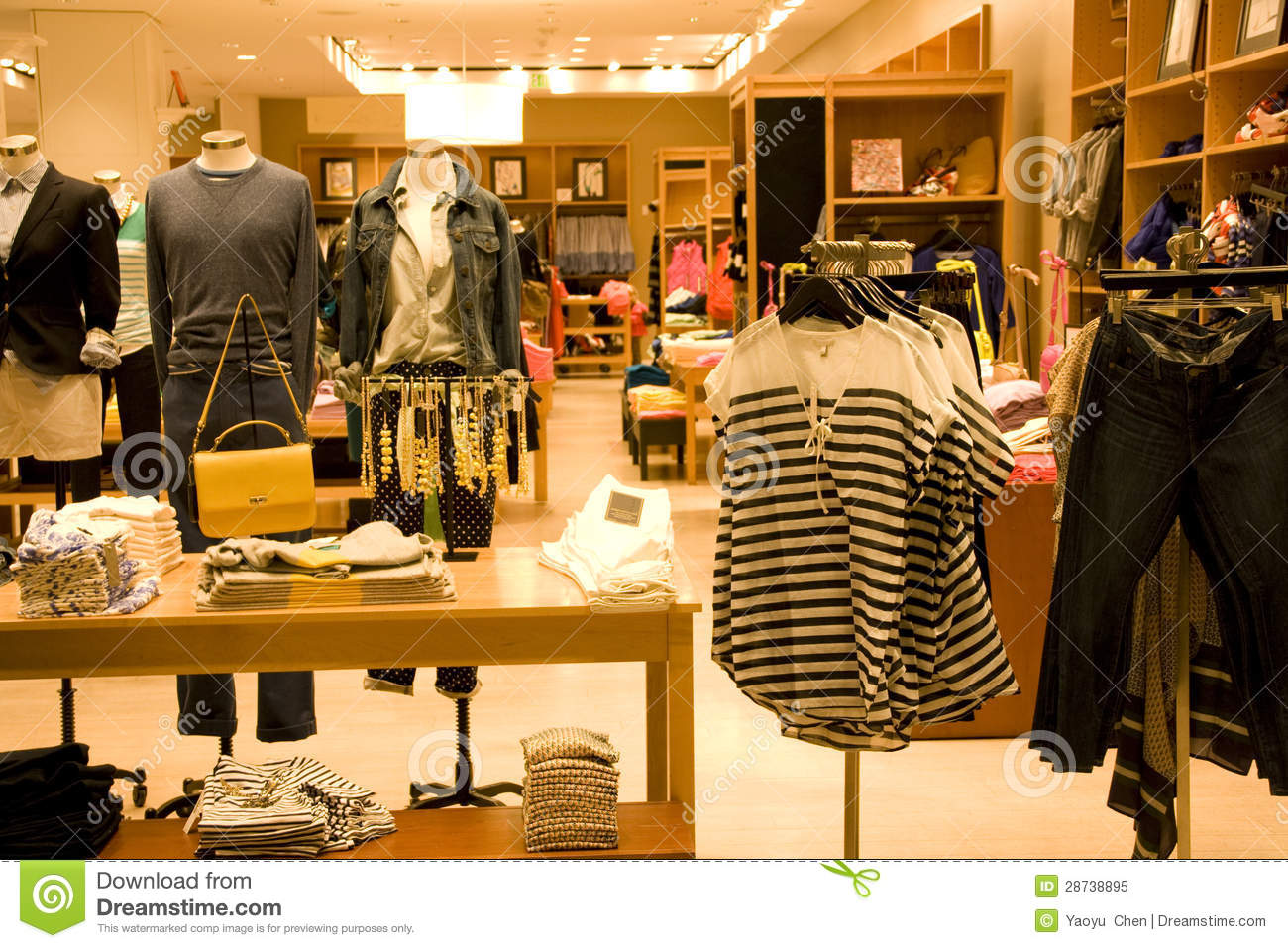 Clothing Store Free Stock Photo - Public Domain Pictures