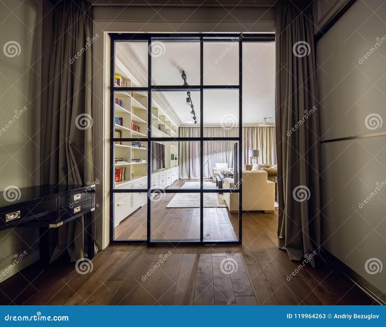 Stylish Modern Interior Stock Image Image Of Estate 119964263