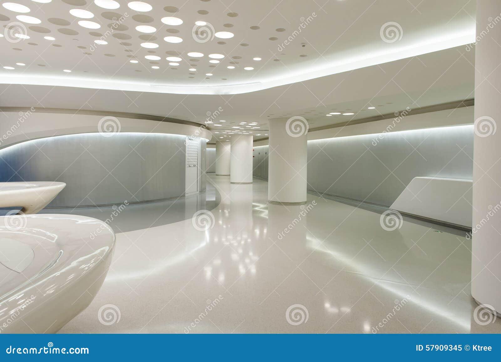 Stylish Modern Office Stock Photo - Image: 57909345