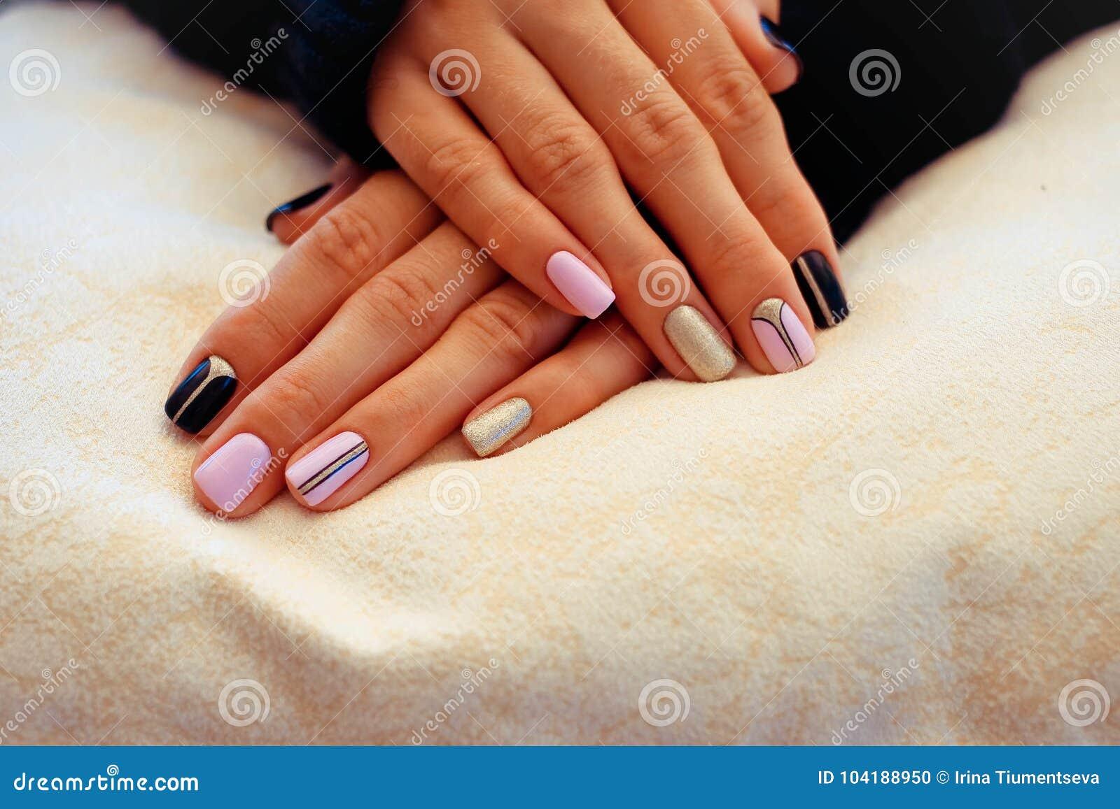 Stylish Nails Nailpolish Nail Art Design For The Fashion Style