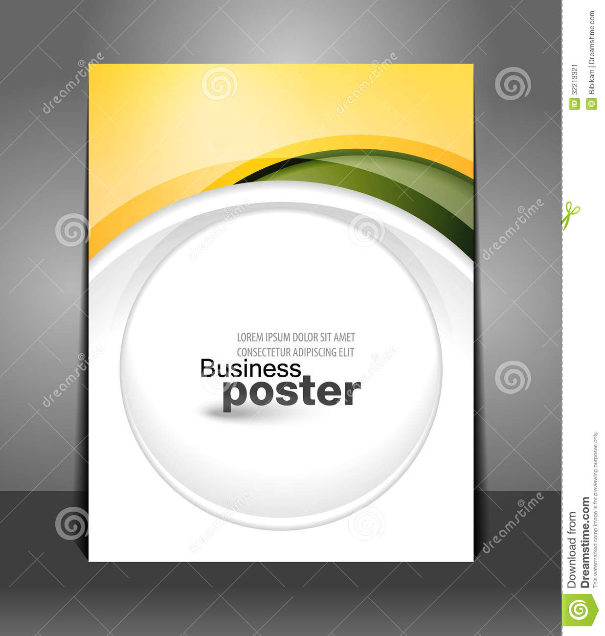 Poster design layout templates - Stylish Presentation Of Business Poster Stock Image Background Business Design Flyer Layout Poster Presentation Stylish Template