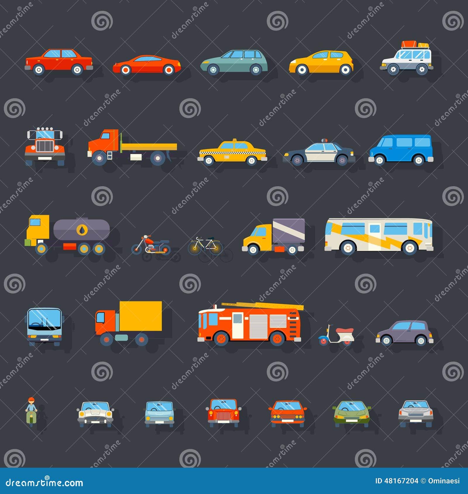 Website Design With Classic Retro Car Cartoon Vector Cartoondealer Com 92880969