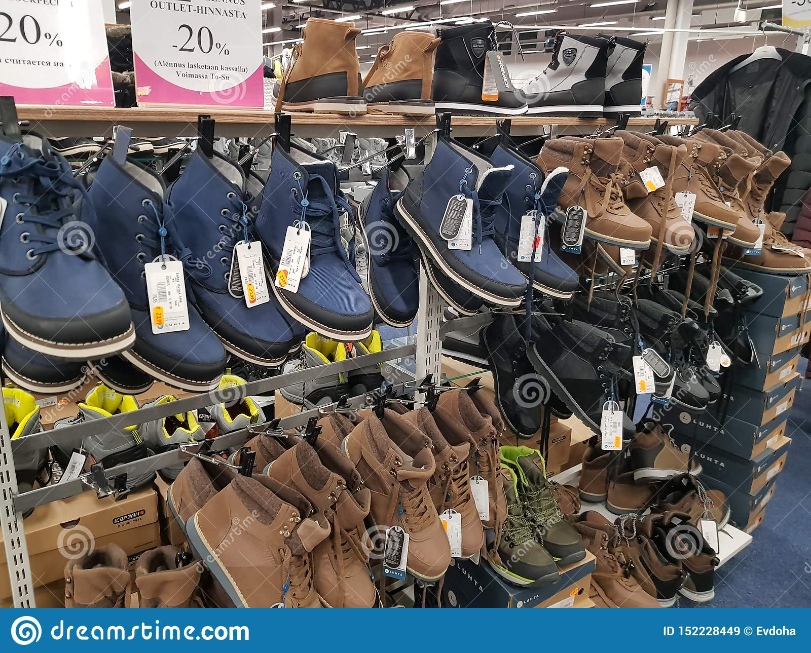 Stylish Winter Boots On Sale In The