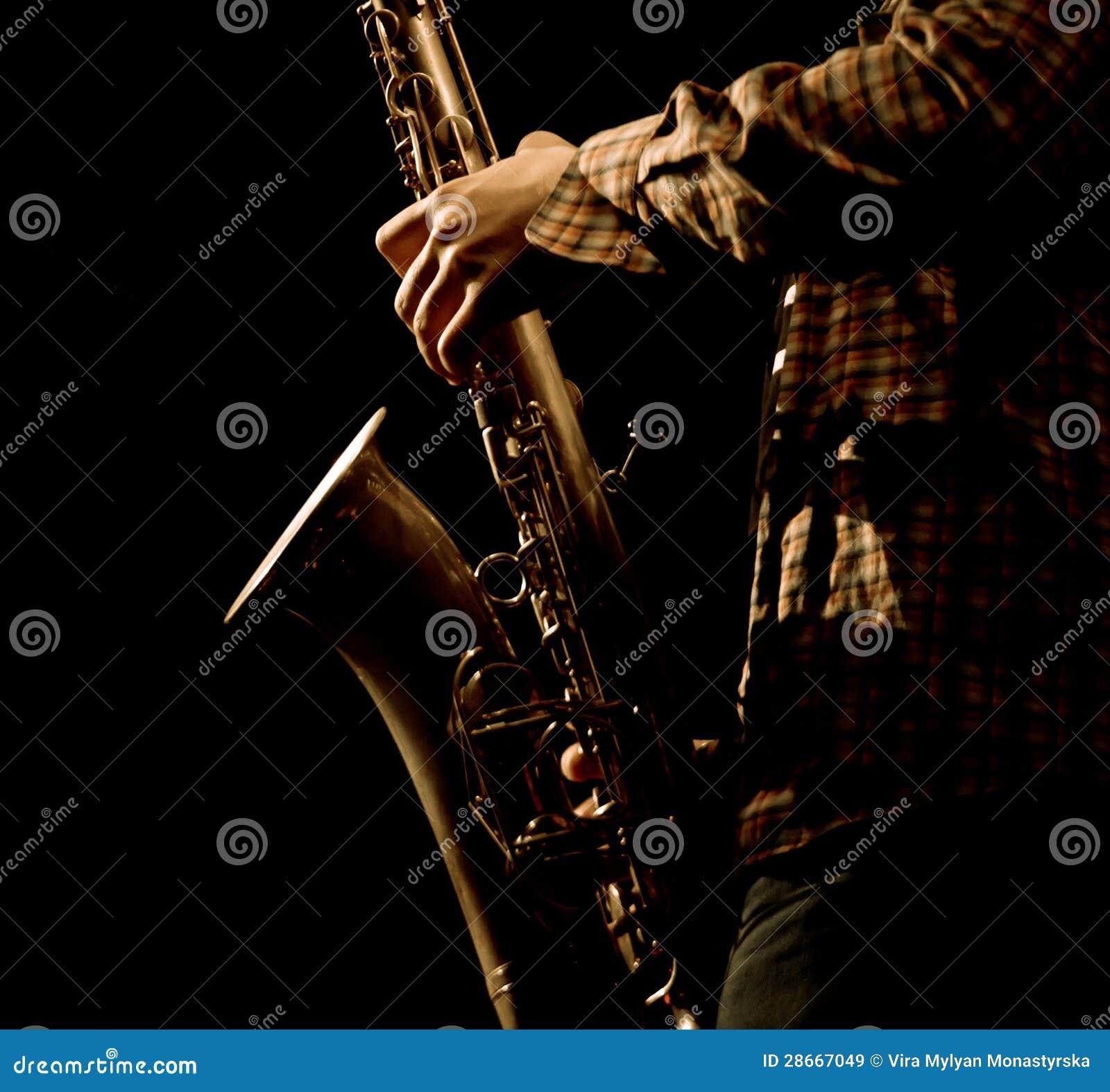 Male Sax -
