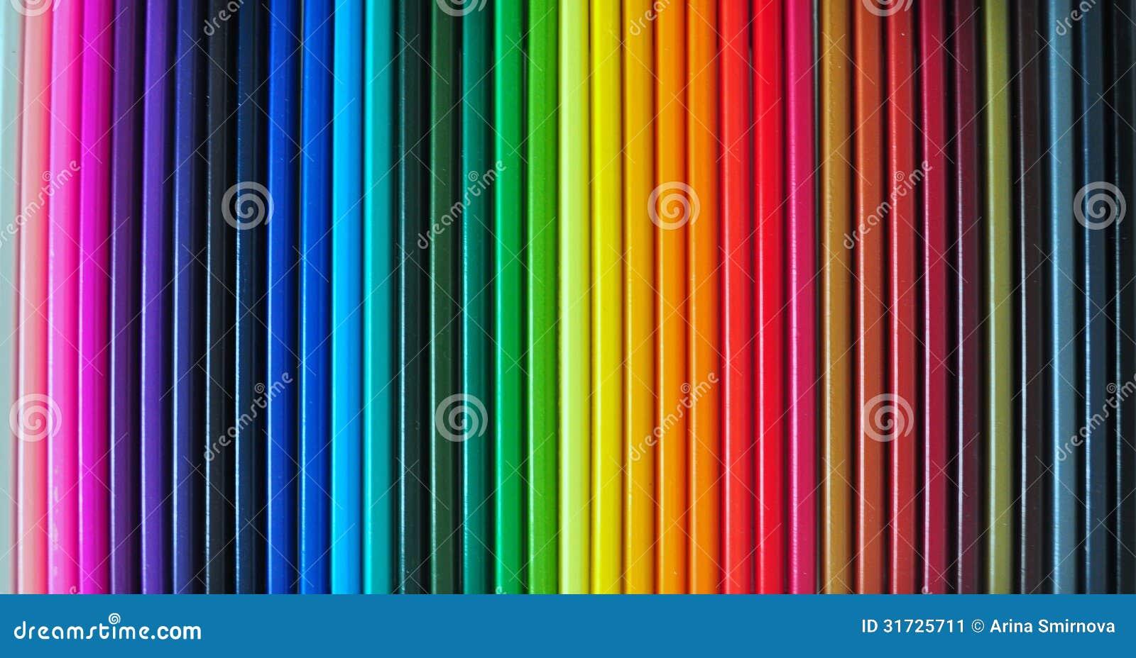 Stylos de couleur