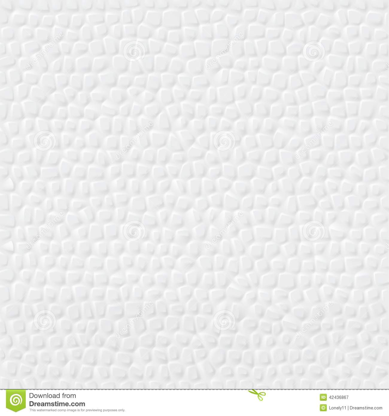 Styrofoam Background Stock Vector Image Of Square