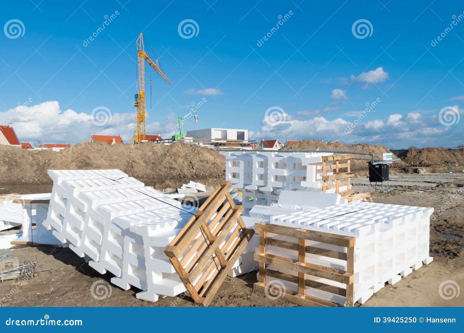 Styrofoam Blocks Stock Photo Image 39425250
