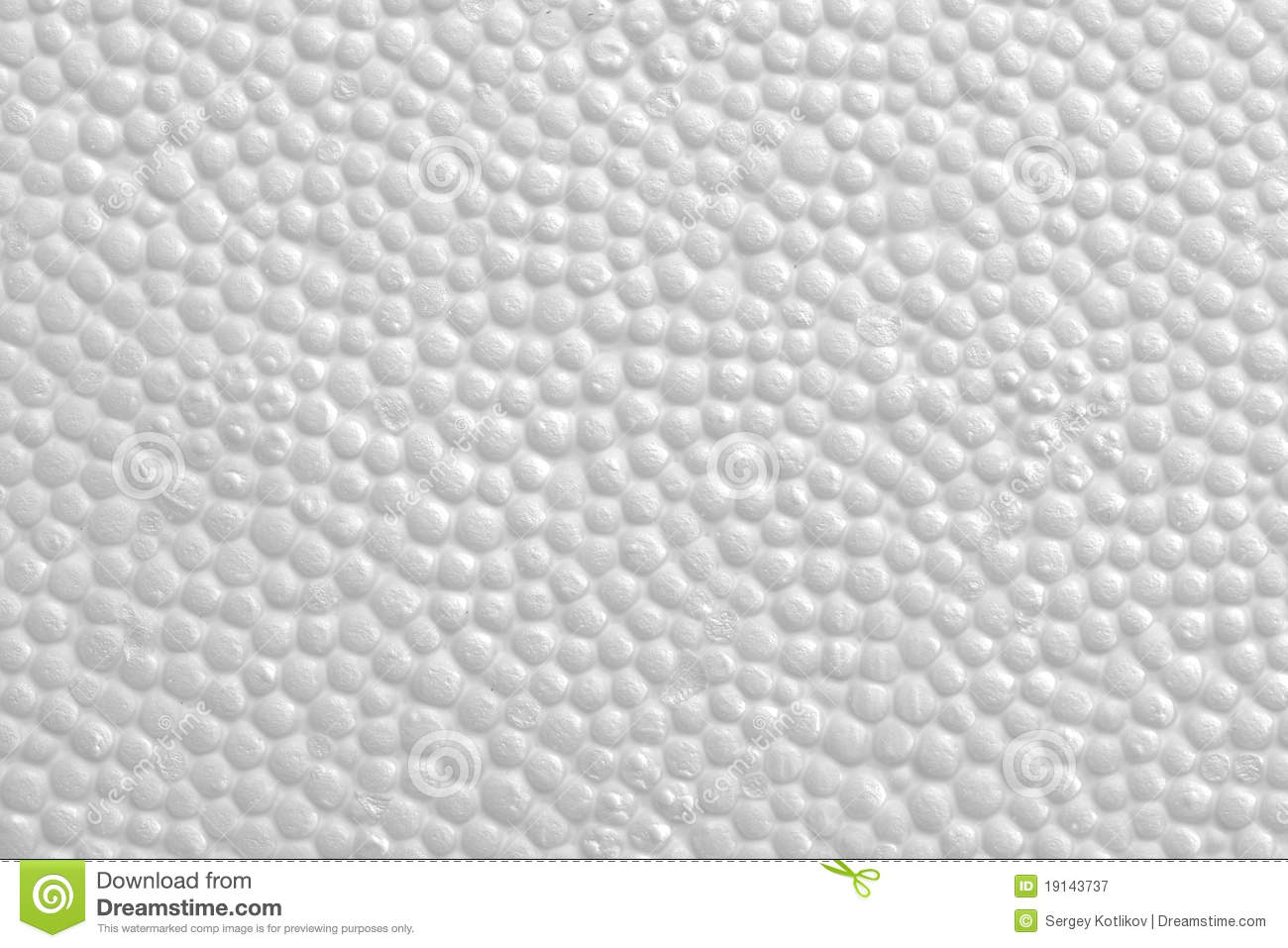 Styrofoam Texture Background Royalty Free Stock